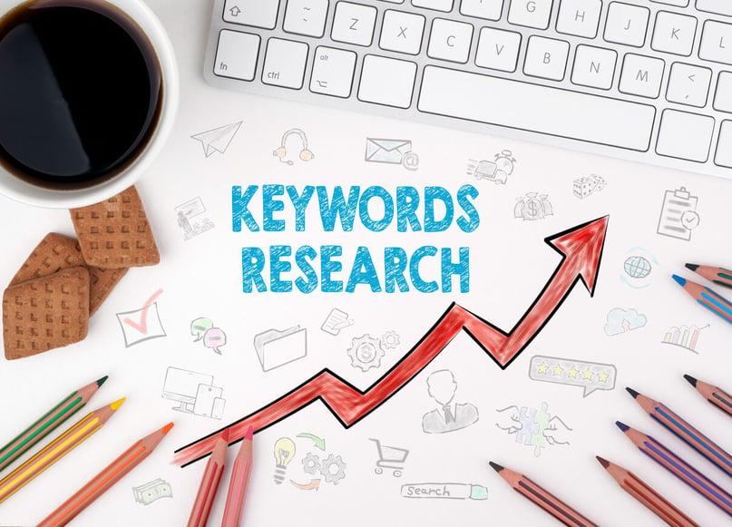 pesquisa de palavra-chave